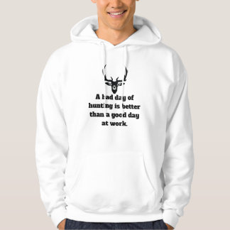 Bad Day Of Hunting Hoodie