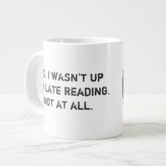 Bad Decisions Book Club Extra Large Coffee Mug