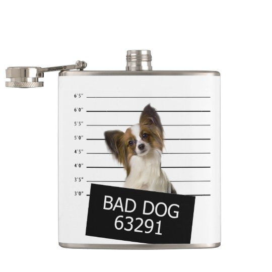 Bad dog flasks