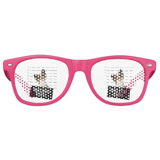 Bad dog party sunglasses