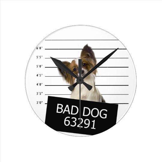 Bad dog wallclock