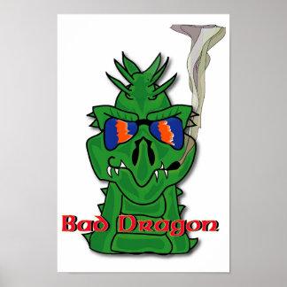 Bad Dragon Posters