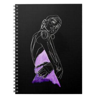 Bad gal notebooks