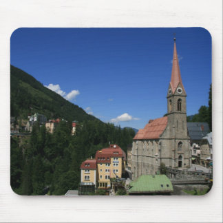 Bad Gastein, Austria Mouse Pad