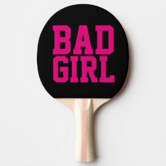 BAD GIRL Novelty Spanking paddles