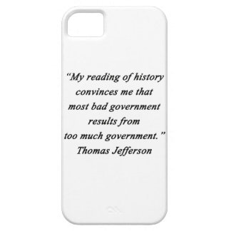 Bad Government - Thomas Jefferson Case For The iPhone 5