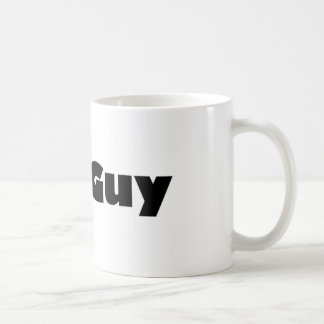 Bad Guy Coffee Mug