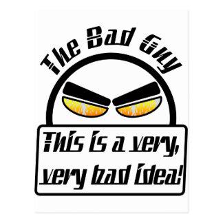 Bad Guy One Postal