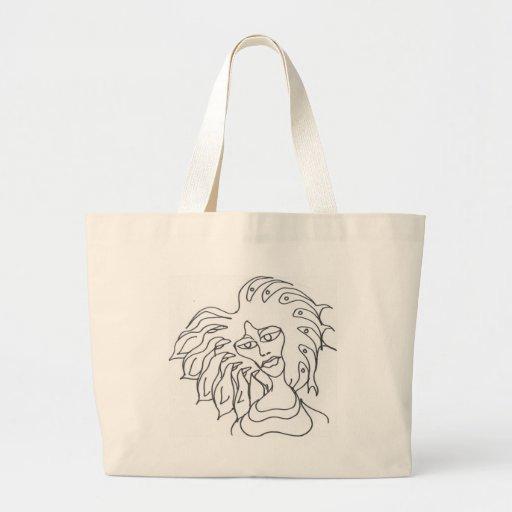 bad hair day_0004 tote bag