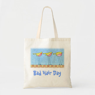 Bad Hair Day Tote