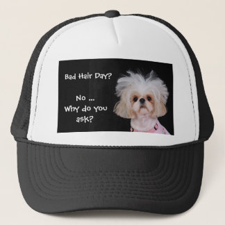 Bad Hair Day? Trucker Hat