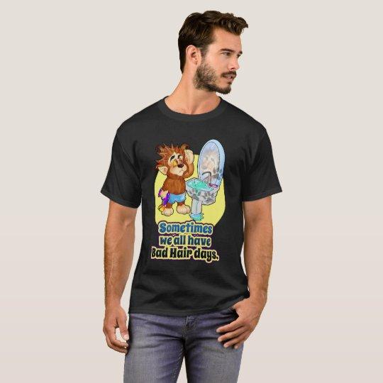 Bad Hair Days T-Shirt
