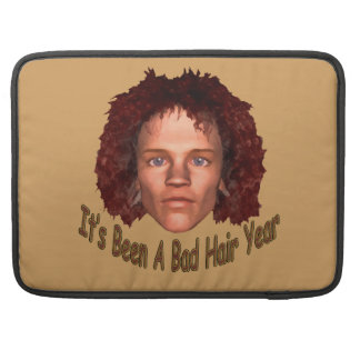 Bad Hair Shirt Sleeve For MacBook Pro