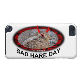 Bad Hare Day iPod Touch Case (Choose Colour)