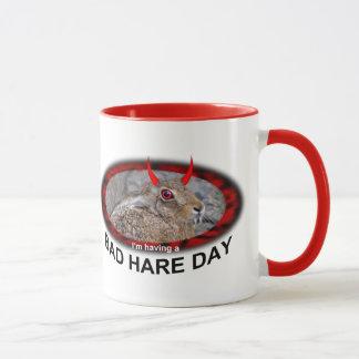 Bad Hare Day Mug