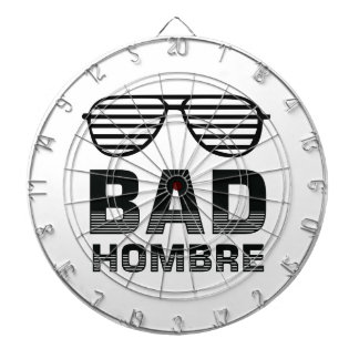 Bad Hombre Dartboard