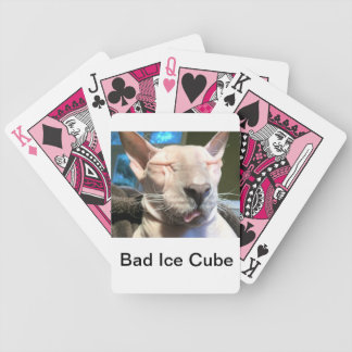 Bad Ice Cube Poker Deck