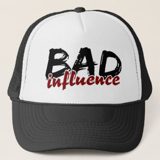 BAD INFLUENCE hat - choose color