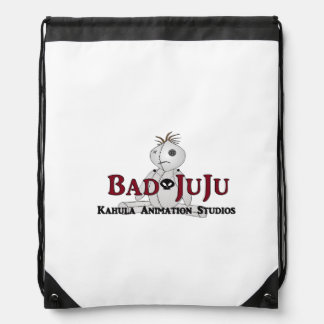 Bad JuJu Drawstring Backpack