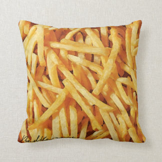 BAD KARMA DESIGNS French Fry Pillow