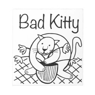 Bad Kitty 2 Notepad