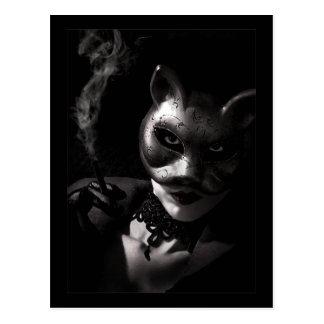 Bad Kitty - Postcard