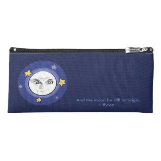 Bad Moon and Stars Rising Pencil Case