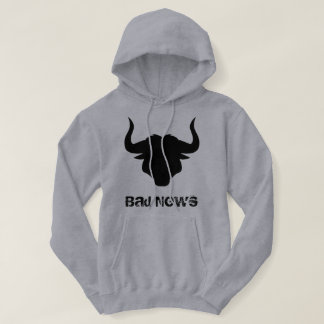 Bad News Bulls Pullover Hoodie