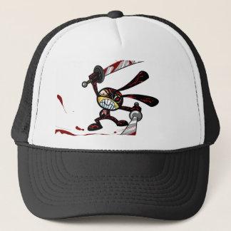 Bad Ninja Bunny Trucker Hat