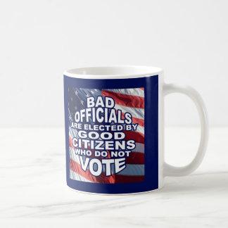 Bad Officials Coffee Mug