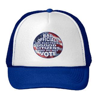 Bad Officials Trucker Hat