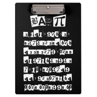 BAD PI - incorrect Clipboard