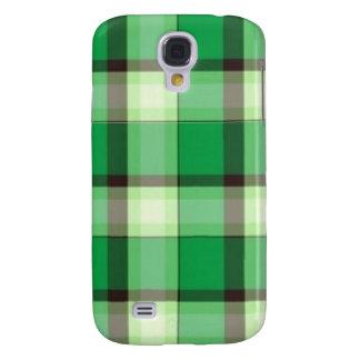 BAD PLAID Iphone 3 Samsung Galaxy S4 Case