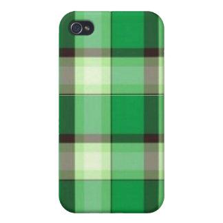 Bad Plaid Iphone 4 iPhone 4 Cover