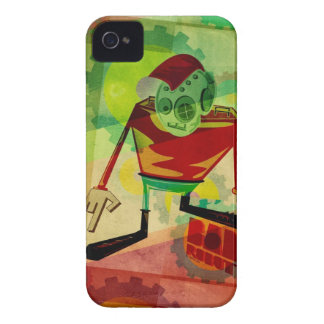 bad robot Case-Mate iPhone 4 cases
