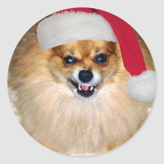 Bad Santa sticker