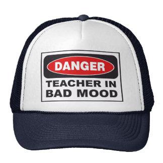 Bad Teacher Trucker Hat