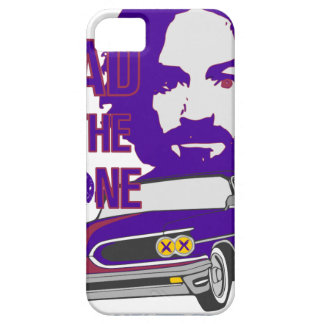 bad to the bone 2 iPhone 5 cover