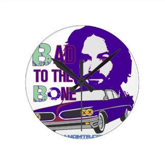 bad to the bone 2 round clock