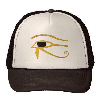 bad to the bone Egyptian eye of horus shirt Trucker Hat