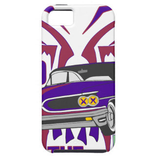 bad to the bone iPhone 5 cover