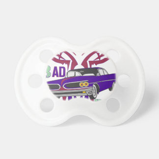 bad to the bone pacifier