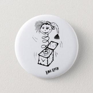 Bad Toy Pin