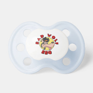 Bad Wolf BBQ Pacifer Pacifier