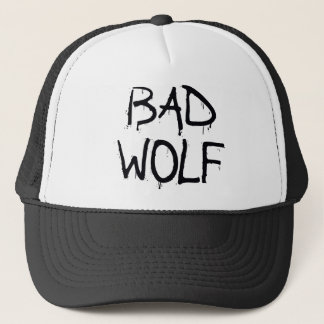 Bad WOlf Trucker Hat