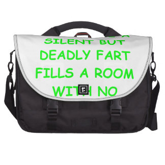 bad writing commuter bags