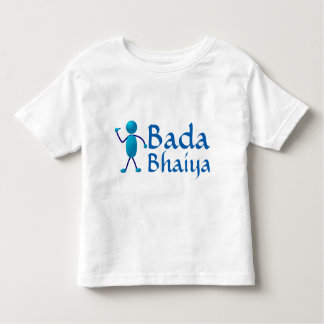 Bada Bhaiya (Big Brother) Toddler T-shirt