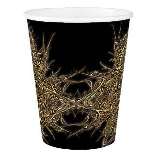 badark gold paper cup