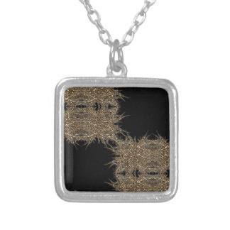 badark gold silver plated necklace