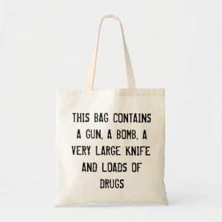 Badass bag